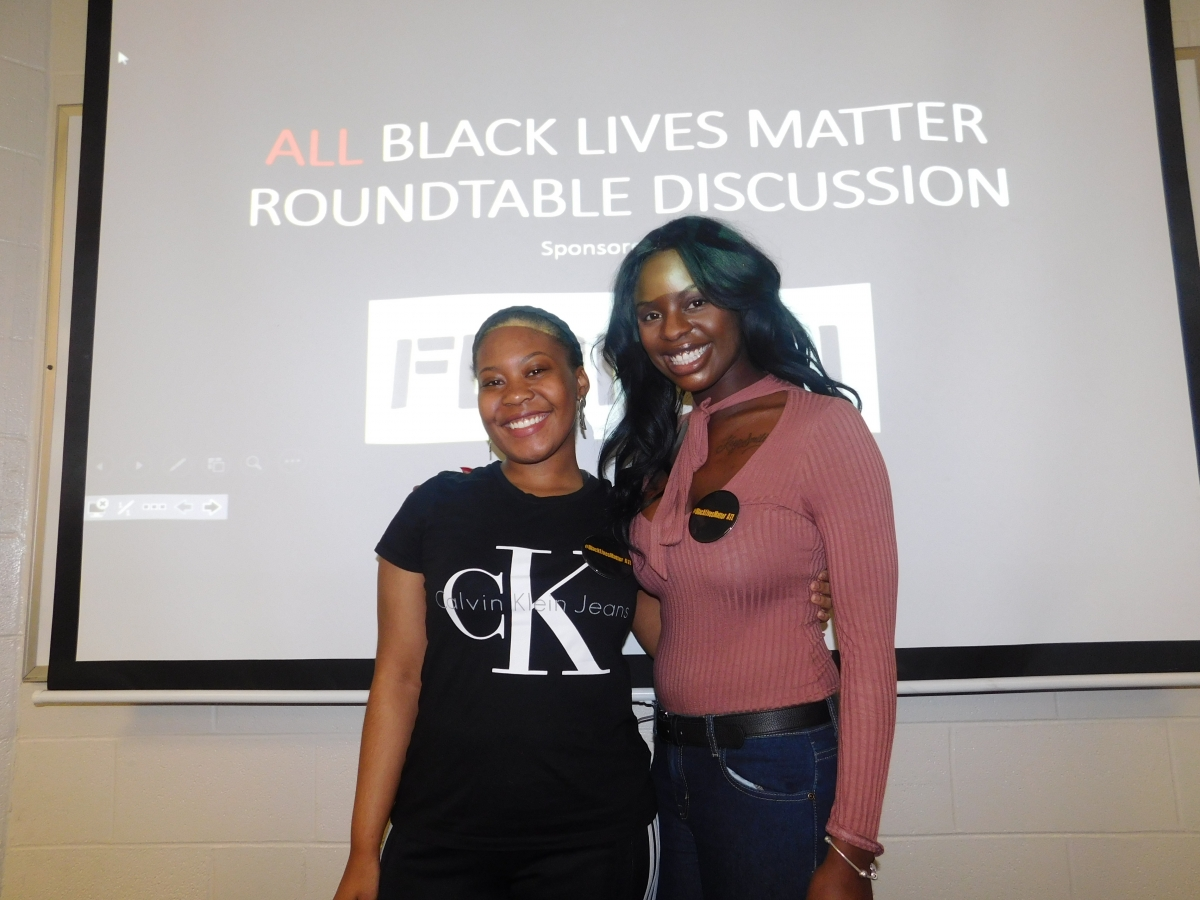All Black Lives Matter Round Table Discussion